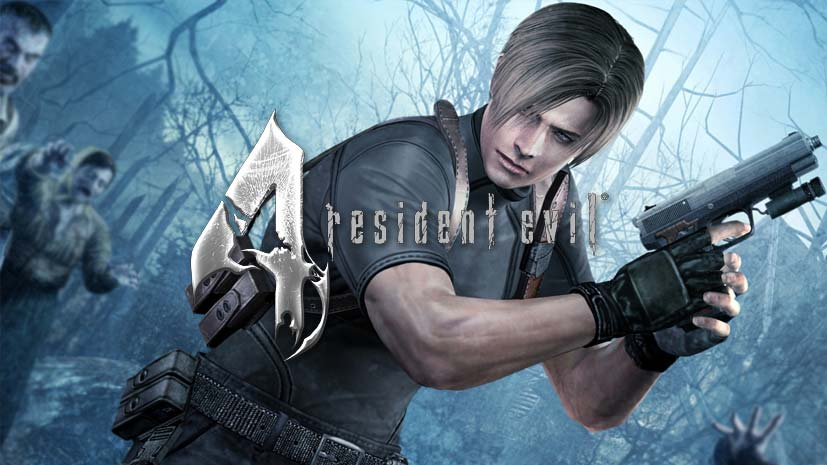 Download Resident Evil 4 PC HD Ultimate Full