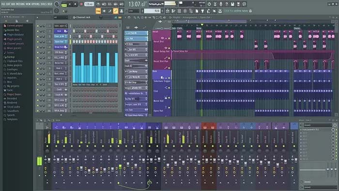 Fruity Loops 20 Producer Edition New Features