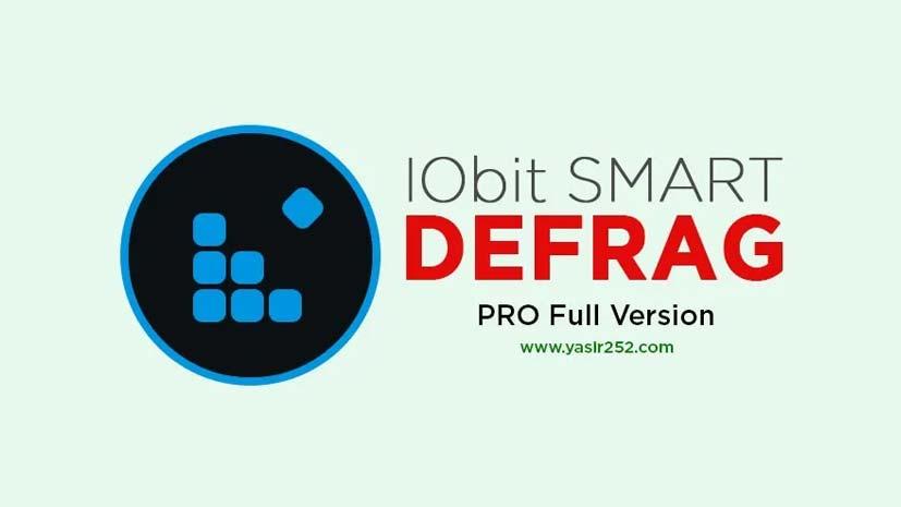 IOBit Smart Defrag Pro Full Version Free PC Download