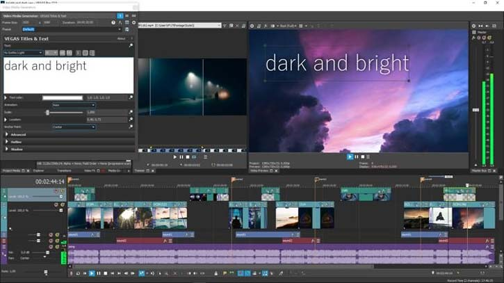Magix Vegas Pro 17 Download