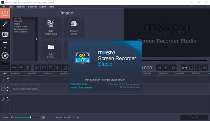 Movavi Screen Recorder Free Download