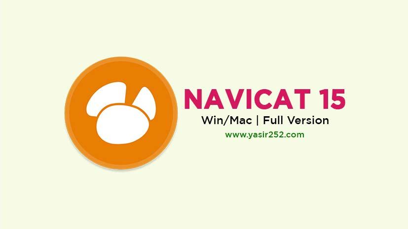 Navicat Premium 15 Free Download Full Version Windows MacOSX