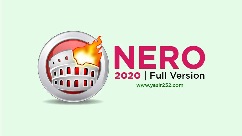 Nero 2020 Free Download Full Version Windows
