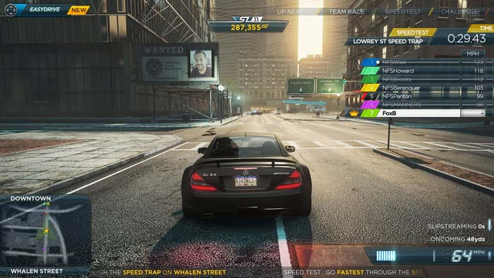 PC Game NFS Most Wanted Limited Edition Free Download