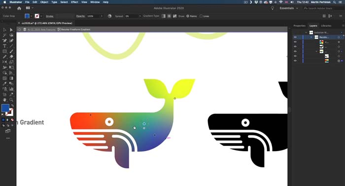 Adobe Illustrator CC 2020 MacOSX Full Free Download
