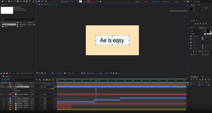 After Effects 2020 Mac Full Version Free