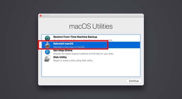 Cara Install Ulang MacOSX Dengan Internet Recovery
