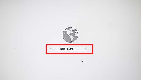 Cara Menginstall MacOS Melalui Internet