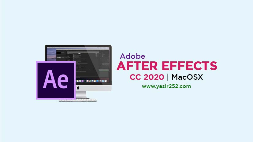 Adobe After Effects 2020 MacOS Free Download Full Version