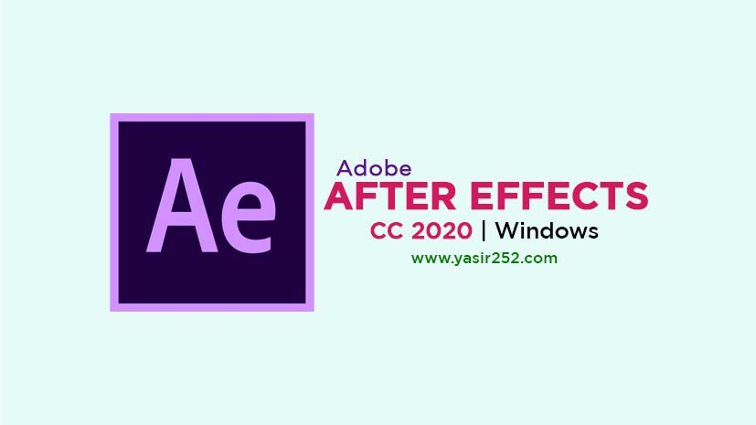 Download Adobe After Effects 2020 Full Version 64 Bit