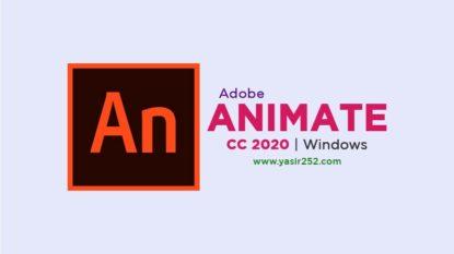 Download Adobe Animate CC 2020 Full Version Windows Free