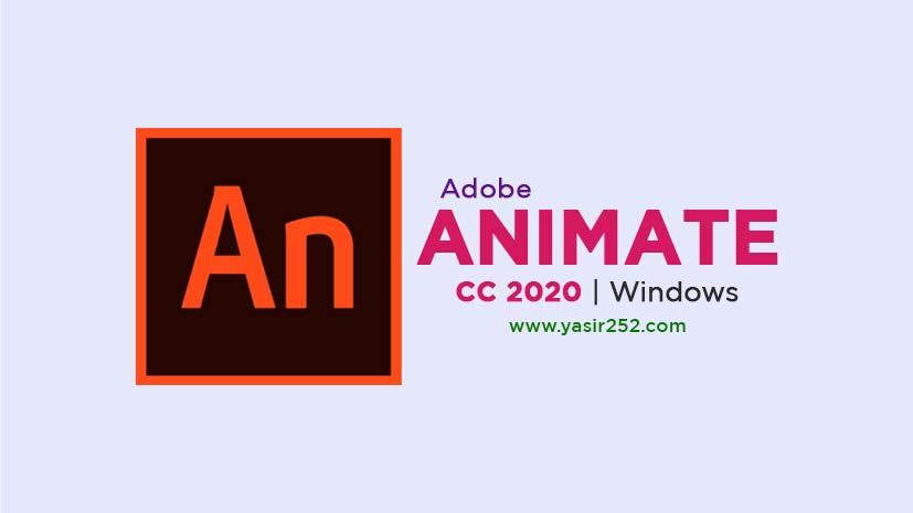 Adobe Animate CC 2020 Free Full Version Download