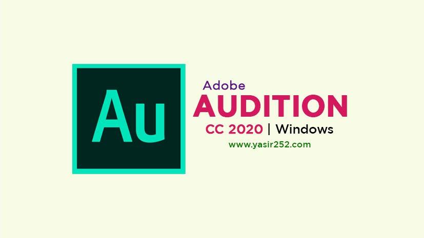 Adobe Audition 2020 Free Download Full Version 64 Bit