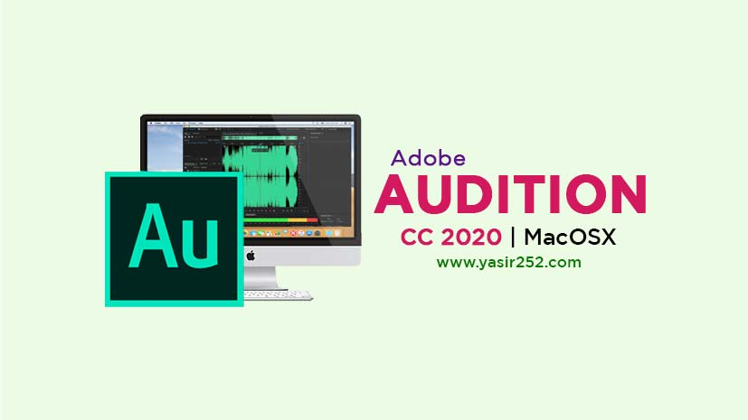 Download Adobe Audition 2020 MacOSX Full Version Free