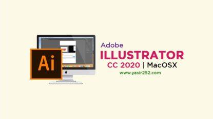 Download Adobe Illustrator CC 2020 MacOSX Full Version