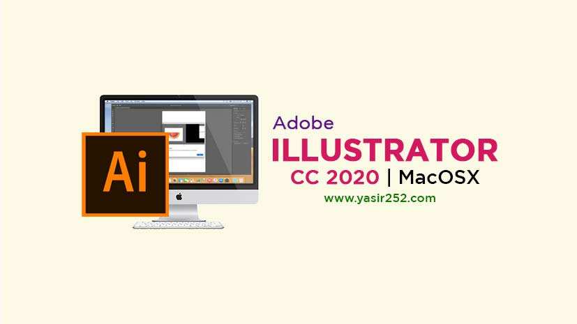 Adobe Illustrator CC 2020 MacOSX Free Download Full Version
