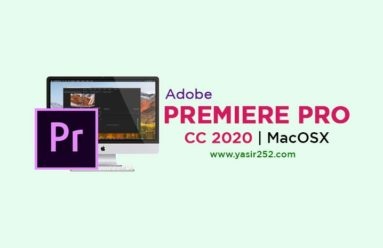 Download Adobe Premiere Pro CC 2020 MacOSX Full Version
