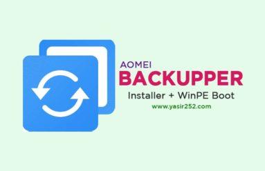 Download AOMEI Backupper Full Version Free Windows PC
