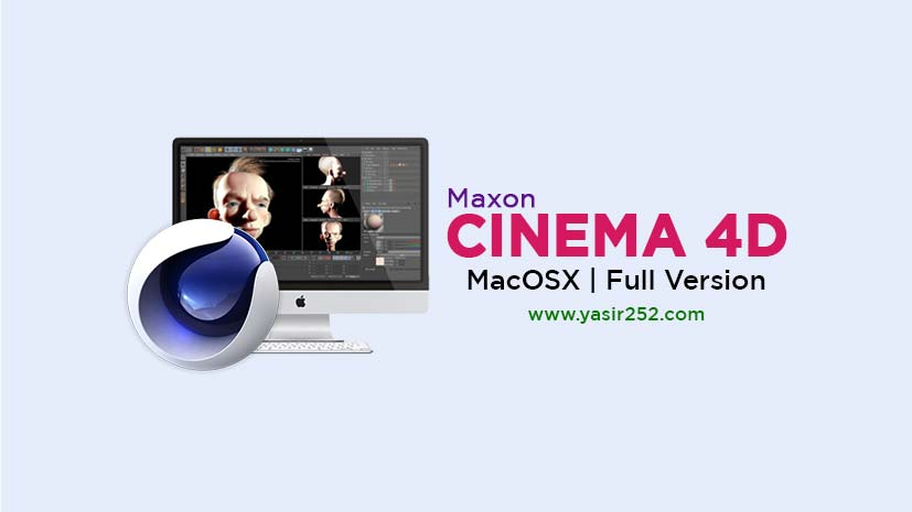 Download Cinema 4D MacOSX Full Version Free
