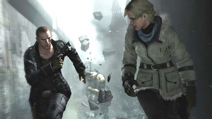 Download Resident Evil 6 Repack Full DLC Game