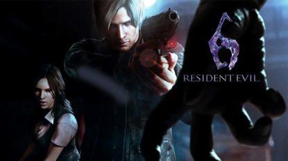 Download Resident EVil 6 Repack Full DLC PC Game Free