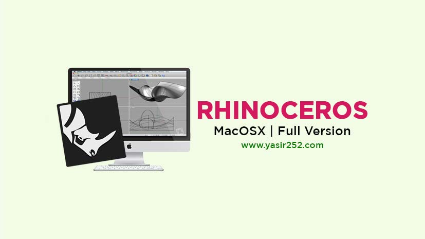 Download Rhinoceros MacOSX Full Version Free