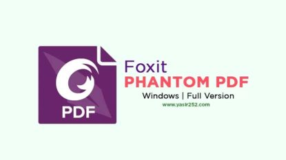 Foxit Phantom PDF Business Free Download Full