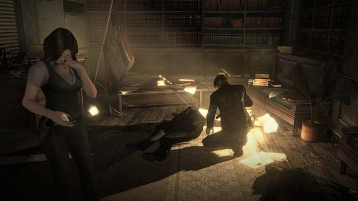 Leon Kennedy PC Game Resident Evil 6 Gameplay