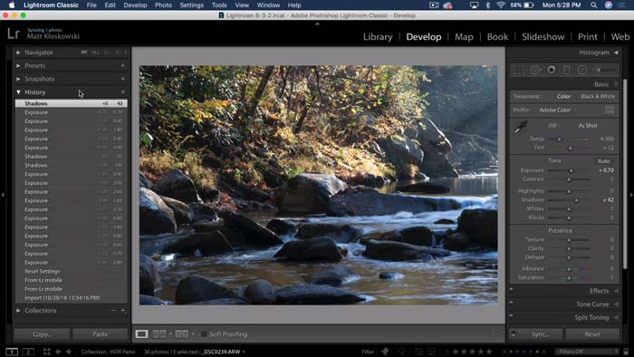 Lightroom Classic 2020 MacOSX Free Full Download