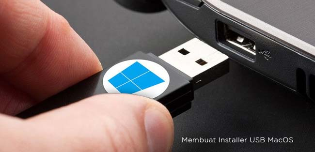 Membuat Installer MacOS di Flashdisk Windows