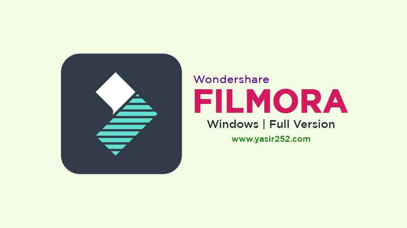 Wondershare Filmora Free Download Full Version Windows