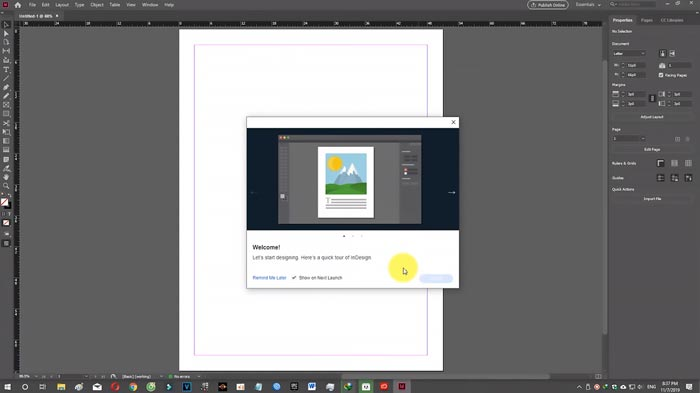 Adobe InDesign 2020 Free Download Windows 64 Bit Full