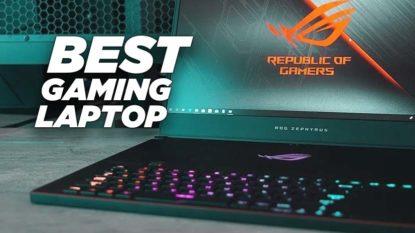 Daftar Rekomendasi Laptop Gaming Terbaik
