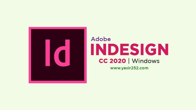 Download Adobe InDesign 2020 Full Version Windows Terbaru