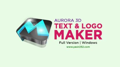 Download Aurora 3D Text Logo Maker Full Version Windows Keygen