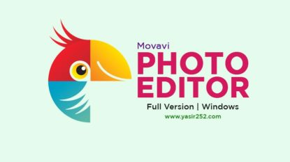 Download Movavi Photo Editor Full Version Windows MacOS Free Crack