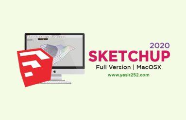 Download Sketchup Pro 2020 MacOS Full Version Crack