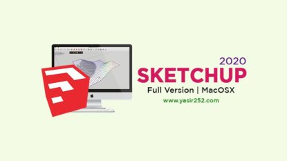 Download Sketchup Pro 2020 MacOS Full Version Crack