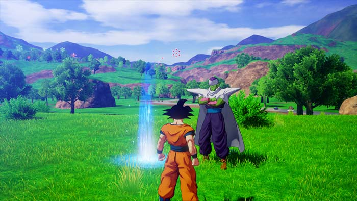 Goku Piccolo PC Game Dragon Ball Z Kakarot