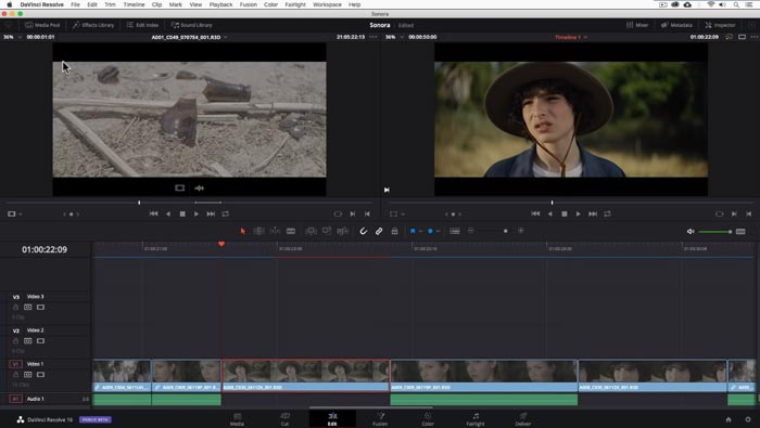 BlackMagic Davinci Resolve Mac Full Crack