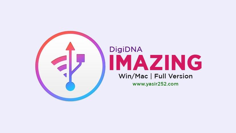 Download DigiDNA iMazing Full Version Windows Mac