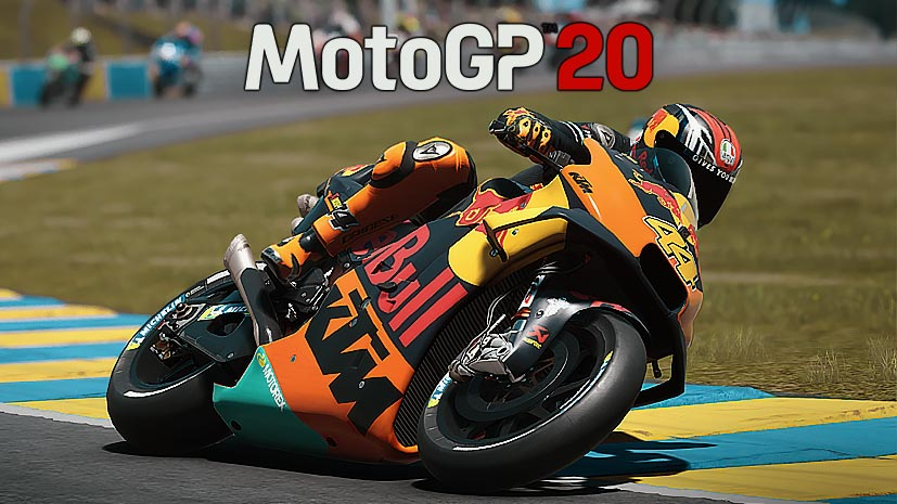 MotoGP 2020 Full Version PC Game Free Download