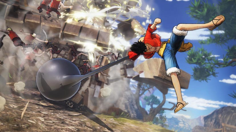 Download One Piece PC Game Pirate Warriors Full