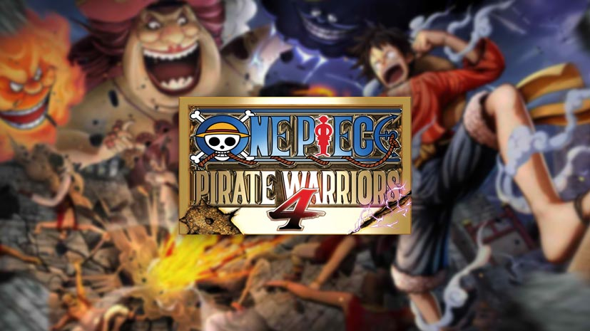 One Piece Pirate Warriors 4 Full Version PC Game Download