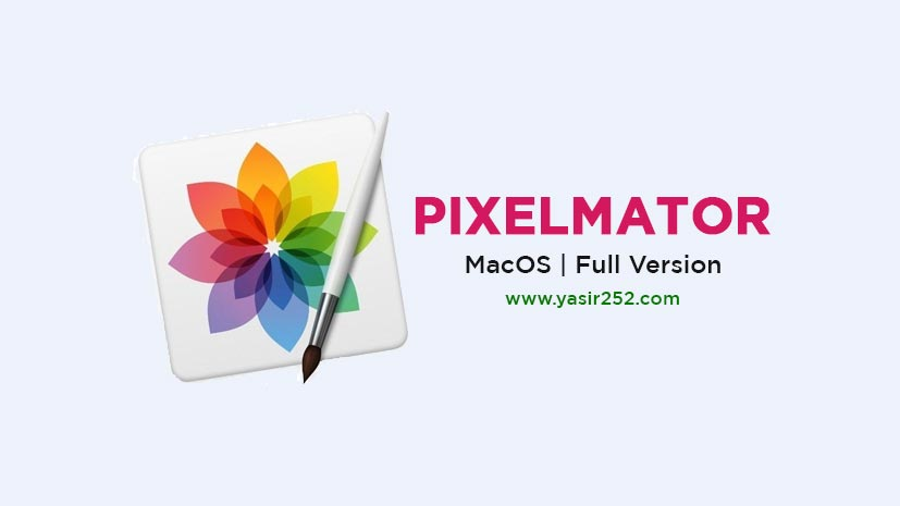 PixelMator MacOS Full Version Image Editing Software