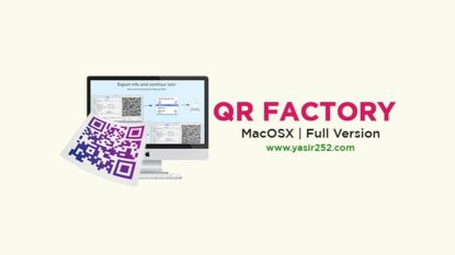 Download QR Factory Code Creator MacOS Full Version Free