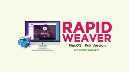 Download RapidWeaver MacOS Full Version Web Designer