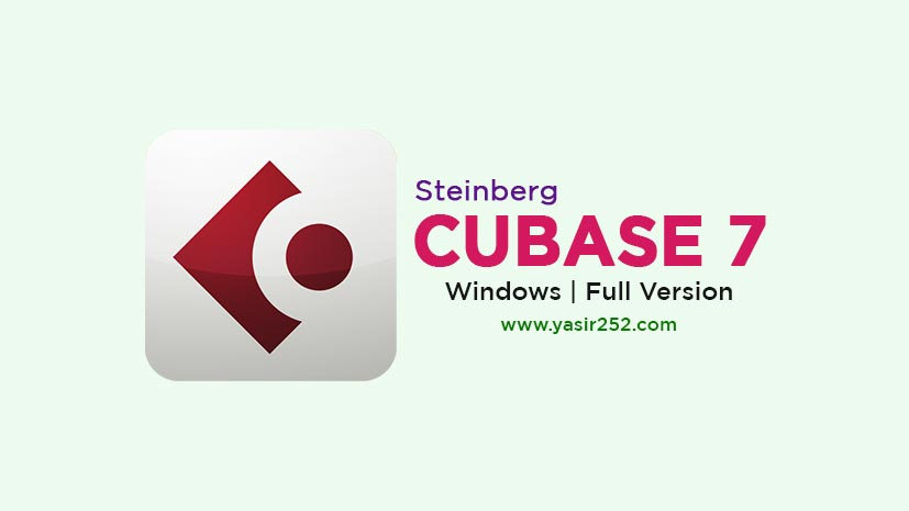 Steinberg Cubase 7 Full Version Windows Free