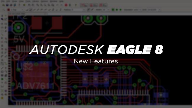 Autodesk Eagle 8 Full Features