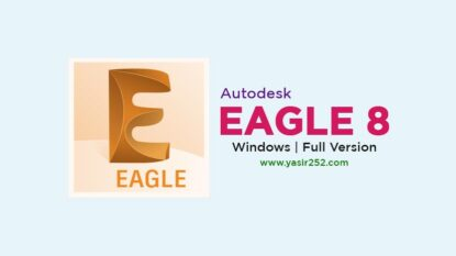 Download Autodesk Eagle 8 Full Crack